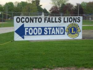 Oconto Falls Memorial Day