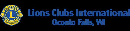 Oconto Falls Lions